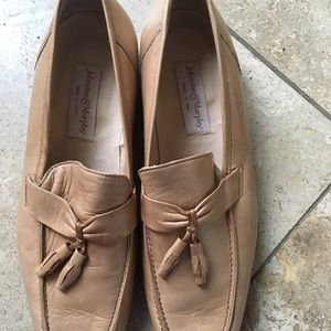 Johnston and Murphy tasseled loafers